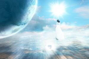 Spirit, other realms, dimensions, transition to the next life, heaven, light - How to guide a spirit to heaven