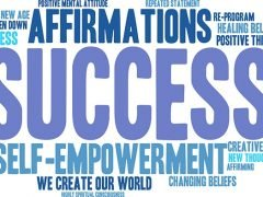 How to write affirmations image