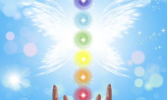 Balancing Meridians, chakras and auras image