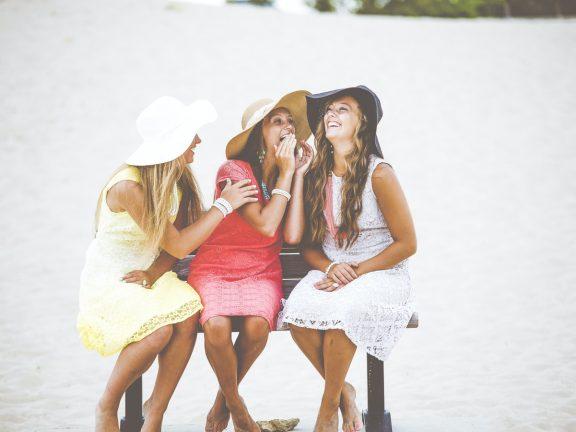 gossiping spreading rumours